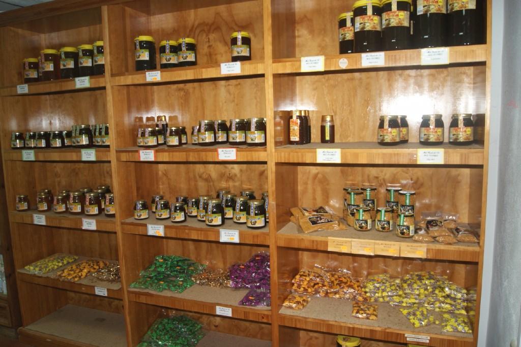 Productos de la miel y la apicultura. Apícola Fuente del Sol, Alhaurín El Gran, Málaga