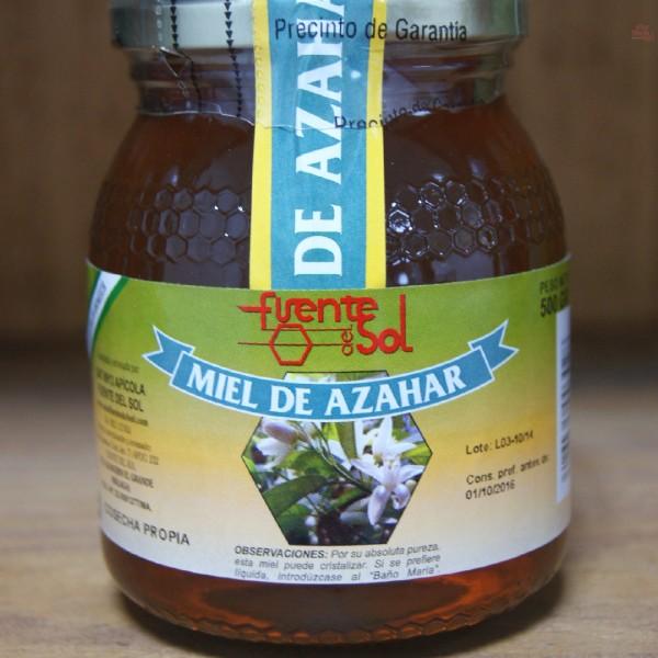 Miel de Azahar, fuente de salud. Alimento Natural de Apícola Fuente del Sol de Alhaurín el Grande, Málaga