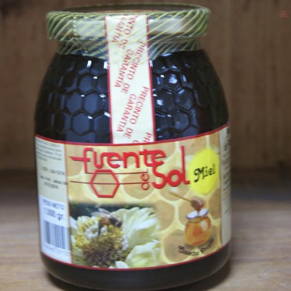 Miel Mil Flores, fuente de salud. Alimento Natural de Apícola Fuente del Sol de Alhaurín el Grande, Málaga