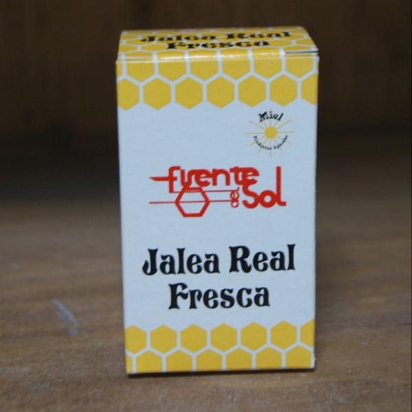 Jalea Real, apícola Fuente del Sol, Alharurín el Grande, Málaga
