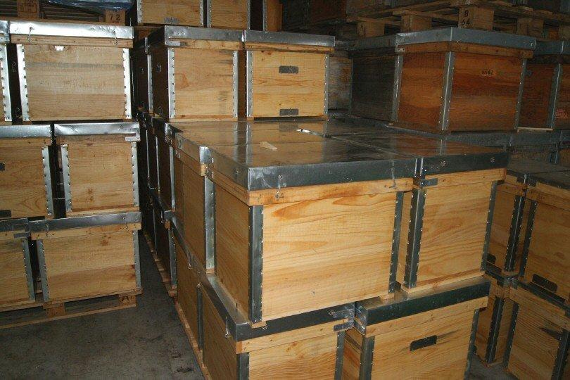 Colmenas y Material Apicultura