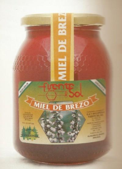 Miel de Brezo, fuente de salud. Alimento Natural de Apícola Fuente del Sol de Alhaurín el Grande, Málaga