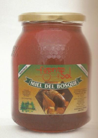Miel del bosque, fuente de salud. Alimento Natural de Apícola Fuente del Sol de Alhaurín el Grande, Málaga