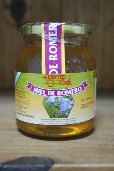 Miel de Romero, fuente de salud. Alimento Natural de Apícola Fuente del Sol de Alhaurín el Grande, Málaga