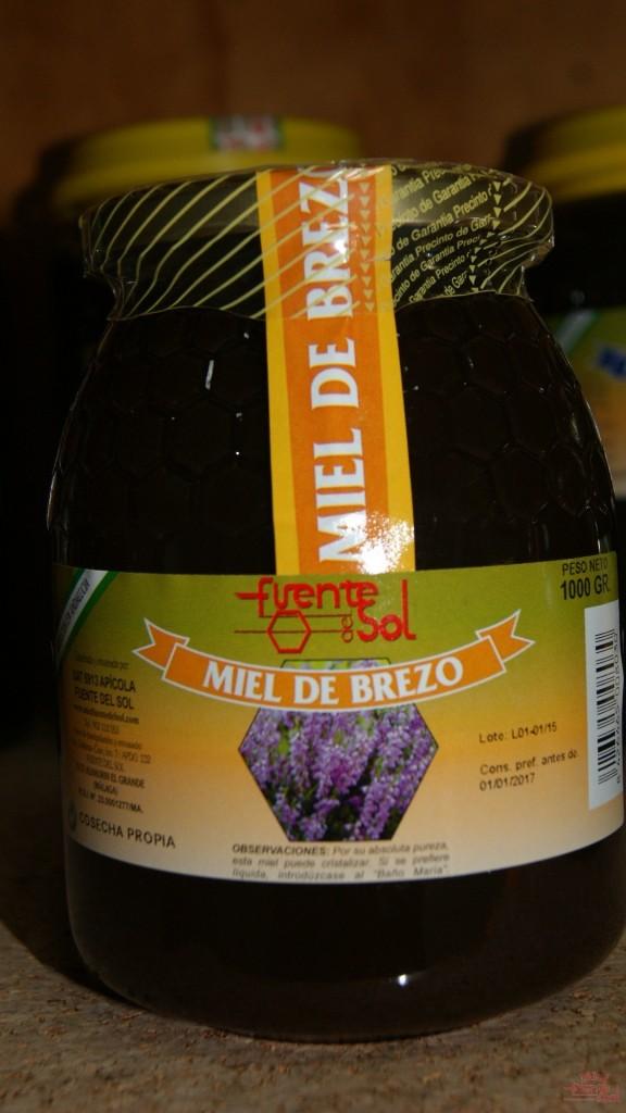 miel de Brezo de Málaga